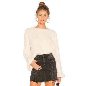 Jessie Fuzzy Sweater NWOT